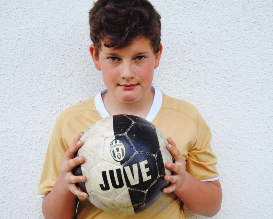 Beautiful stock photos of fußball, looking at camera, portrait, sport, holding