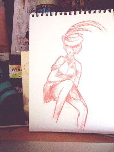 Draw Drawing Sketchbook Doodle