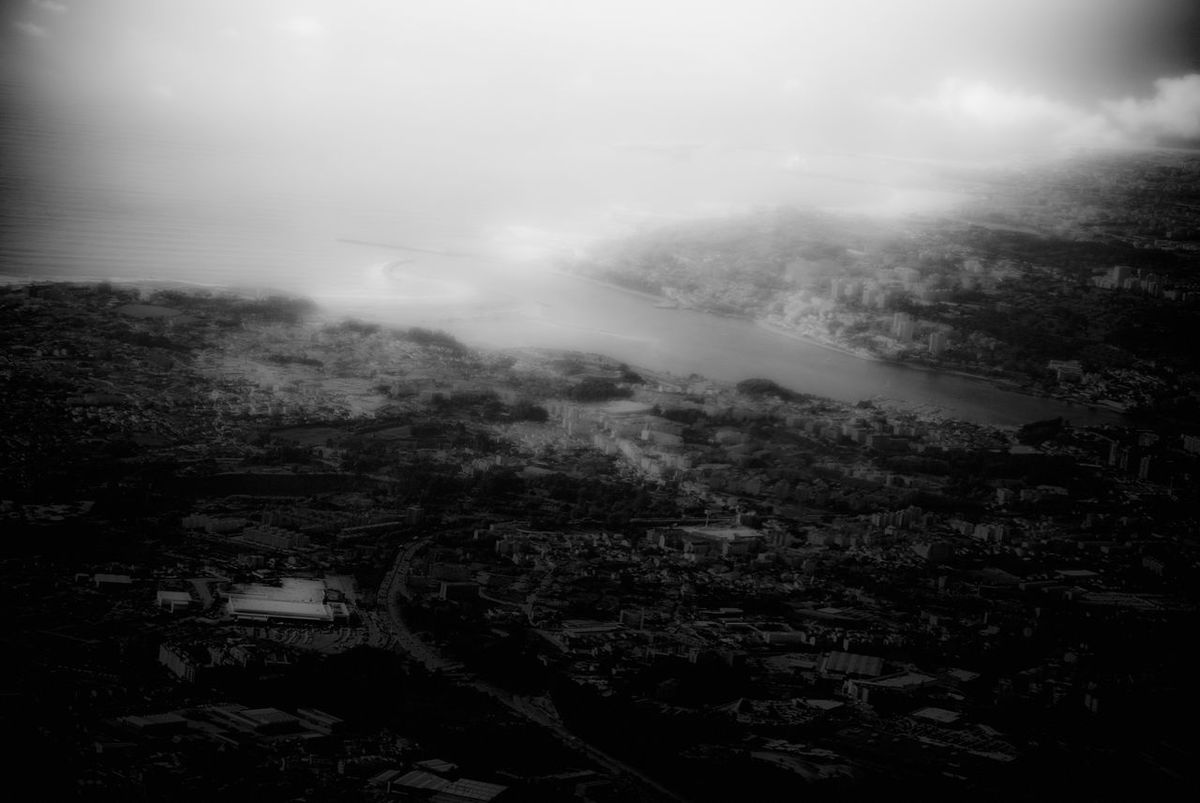 Portogallo - foto dall'aereo Abstract Photography Airplane Athmosphere Black And White Day Foto Dall'aereo Foto Dall'alto Industrial Landscapes Landscape_photography Nature No People Planet Earth Portogallo Trip Photo