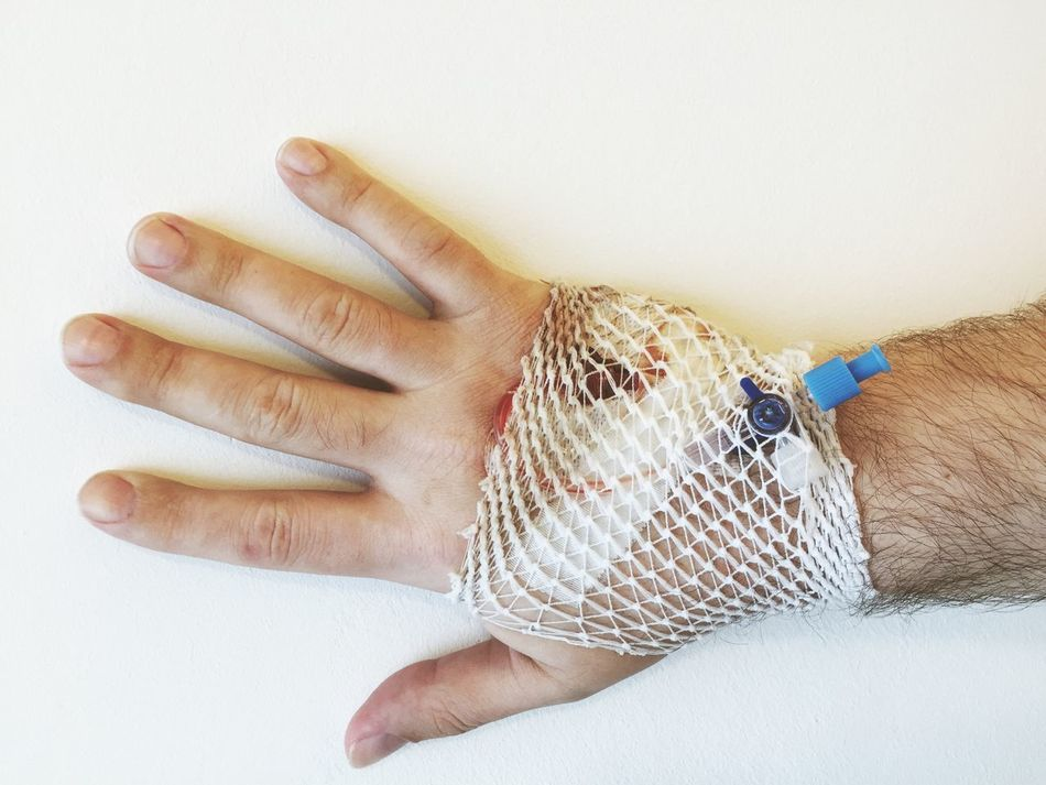 Beautiful stock photos of medical, Bandage, Blood, Blue, Close-up