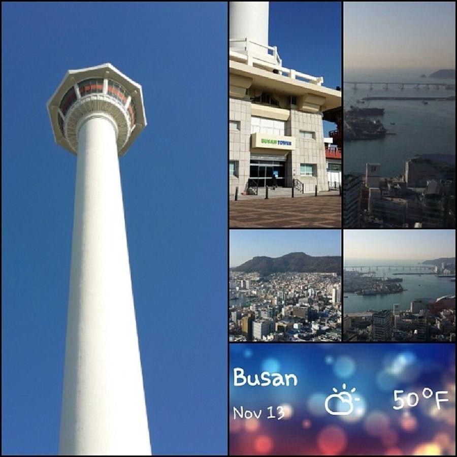 Busan Tower Yongdusan Park