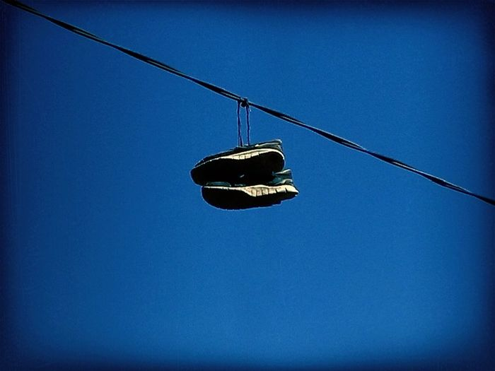 What Does It Mean Shoes On A Wire Htc8x HTC_photography