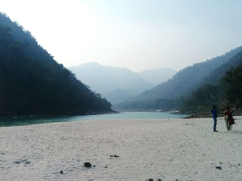Beach Tourism Water Travel Destinations Vacations Nature Rishikesh Lake River Mountain Adventure Love ♥ Outdoors Scenics Bonfire Camping Vacations