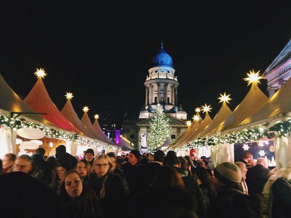 Weihnachtsmarkt Christmas Market Christmas Market