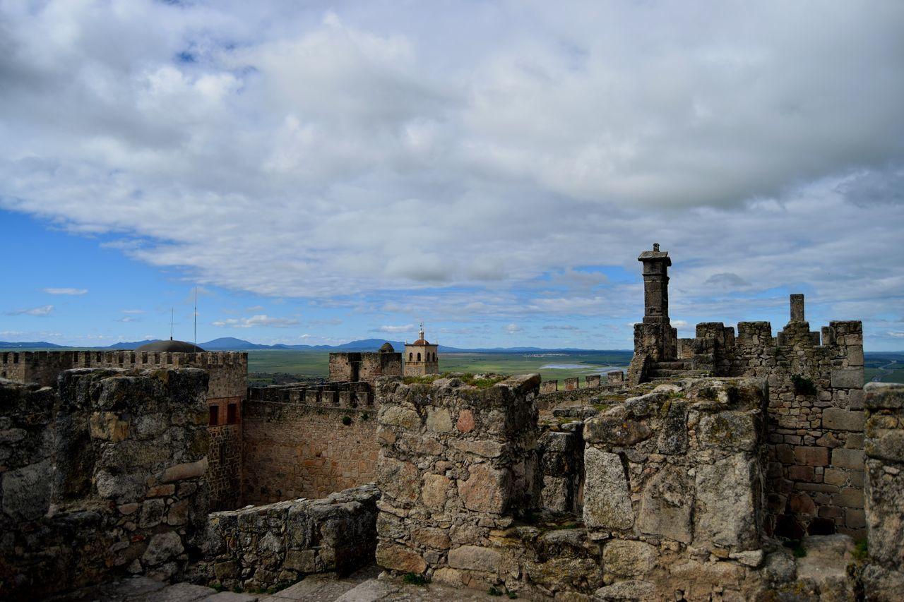Beautiful stock photos of castle,  Ancient,  Architecture,  Built Structure,  Cloud