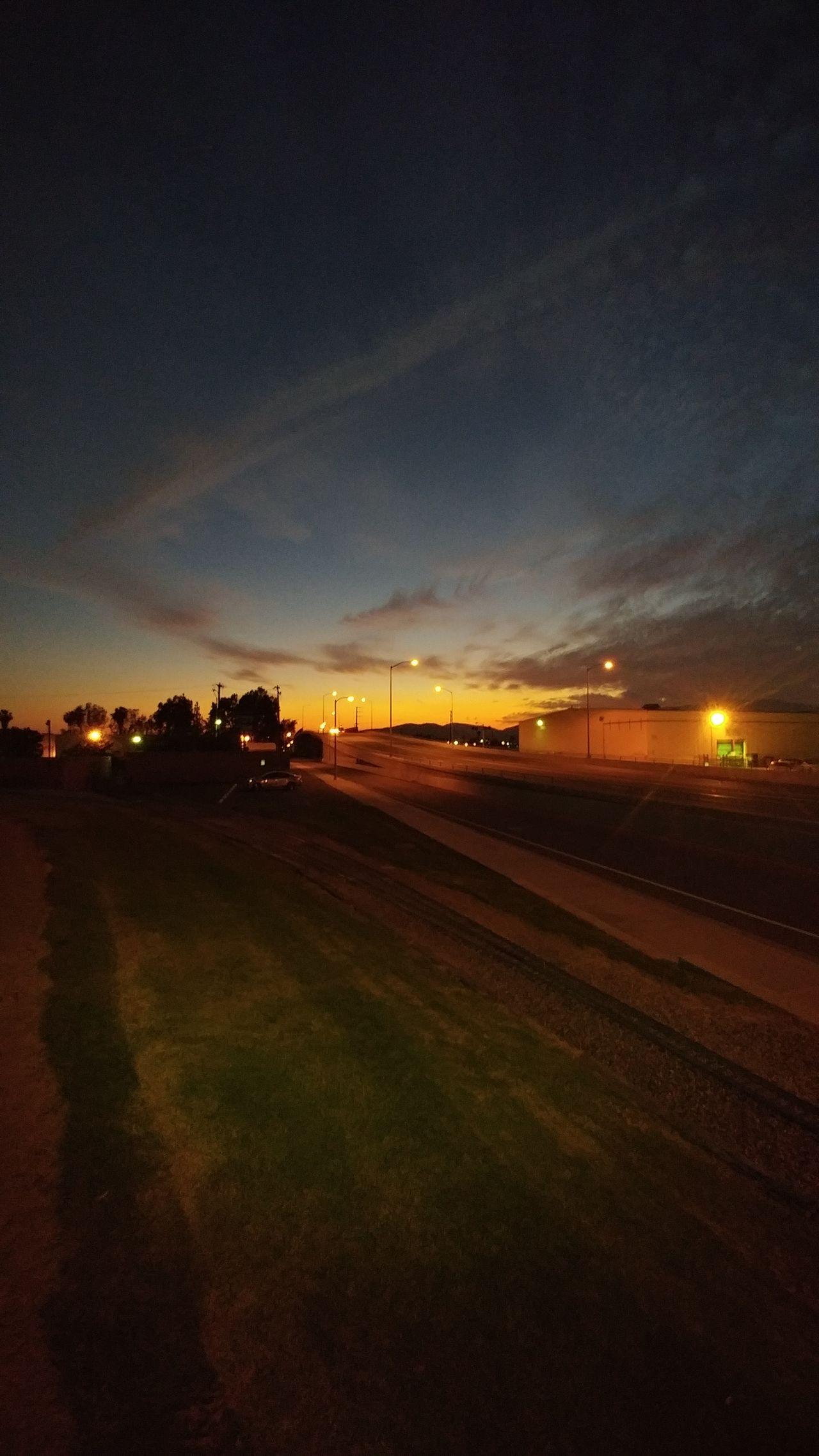 Sunset No People Dusk Illuminated Night Outdoors Cloud - Sky Nature Sky Beauty In Nature First Eyeem Photo EyeEmNewHere
