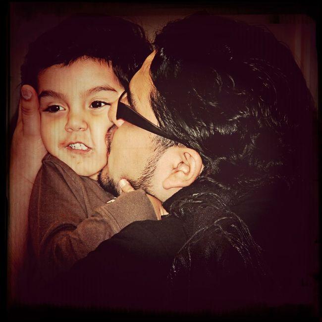 Amor de un padre a su hijo ;D My Son My Love❤