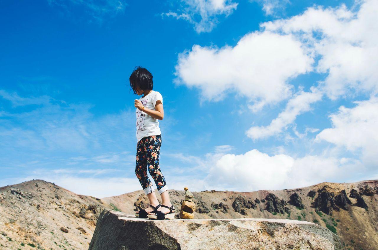Beautiful stock photos of japan, Casual Clothing, Cloud - Sky, Day, Full Length
