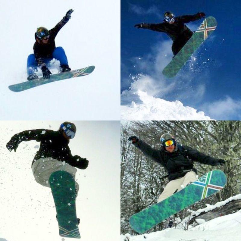 Chapelco Argentina Snow Snowboarding Neuquen Burtonsnowboards