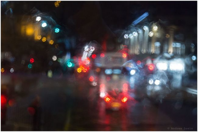 Car City Close-up Defocused Illuminated Land Vehicle Multi Colored Night No People Outdoors Transportation