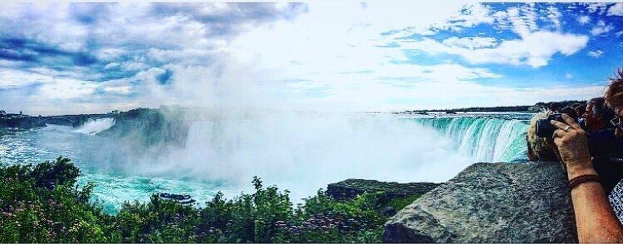Niagara Falls Canada Nature Waterfalls First Eyeem Photo