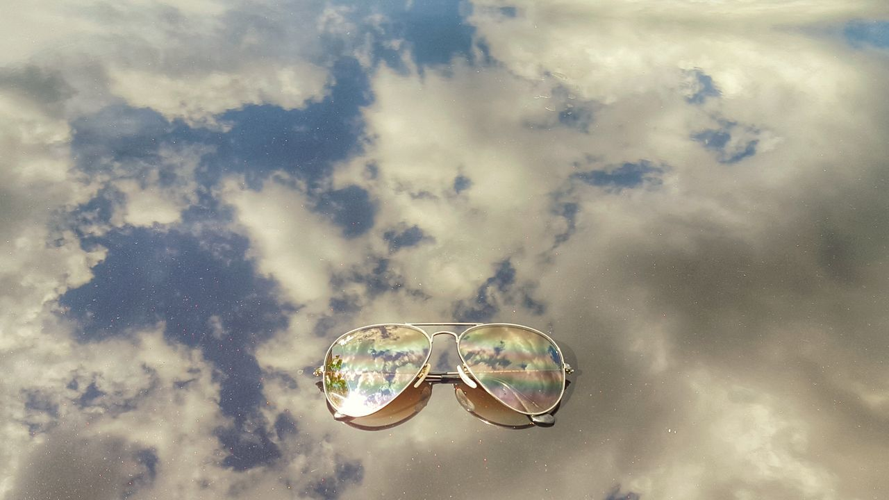 Sunglasses ✌👌 Sky And Clouds Sky Clouds And Sky Clouds And Sky Colors
