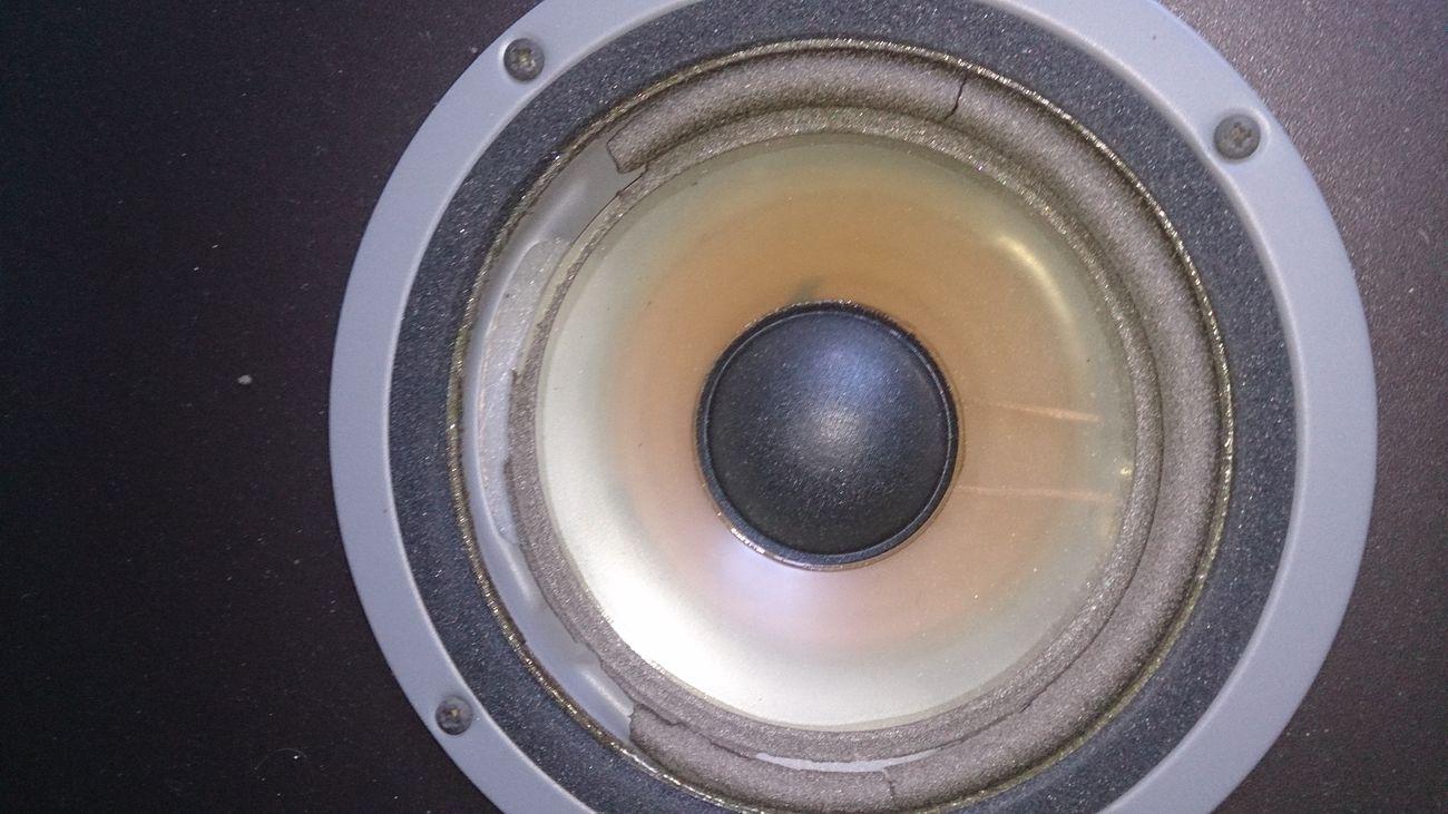 Fixing a speaker! Speakers Infinity Foam