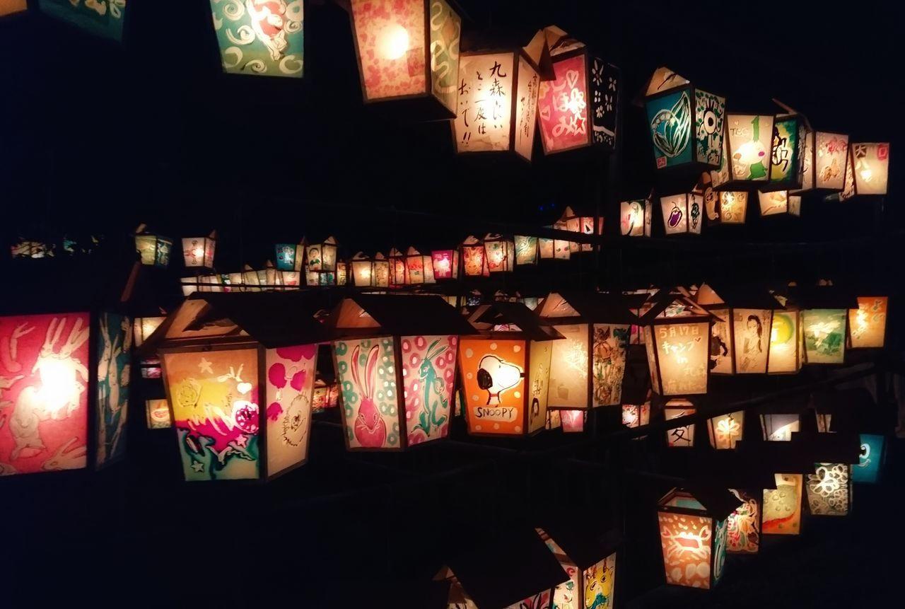 齋理幻夜 絵灯篭 Japanese Festival The Essence Of Summer Picture Lanterns Capture The Moment Summer Memories... Light And Shadow Hello World Relaxing Getting Inspired