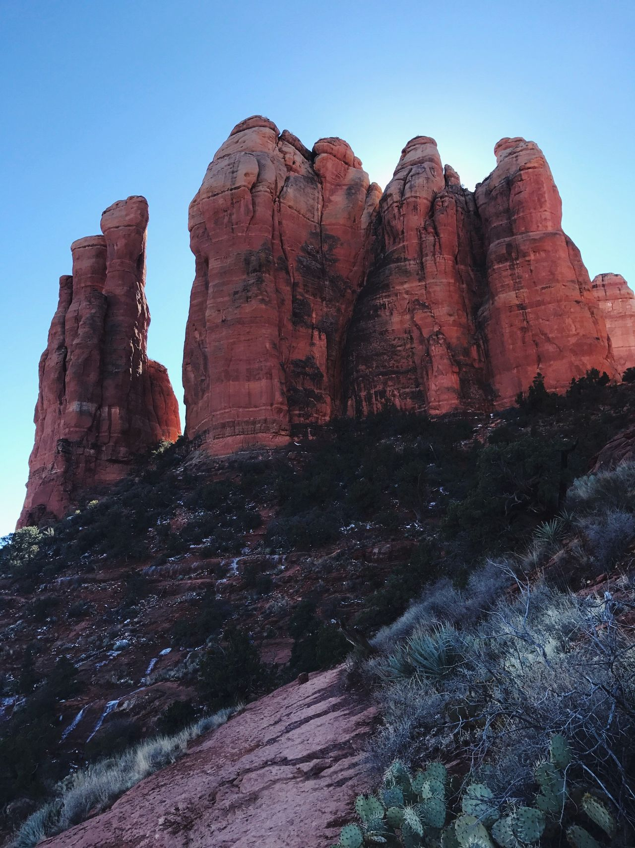 Nature Clear Sky Scenics Outdoors Landscape Arizona. Photography EyeEmNewHere