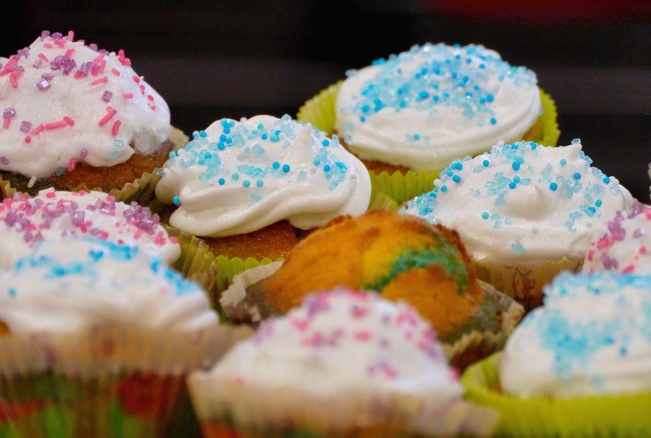 Beautiful stock photos of cupcake, Close-Up, Cupcake, Cupcake Holder, Dessert