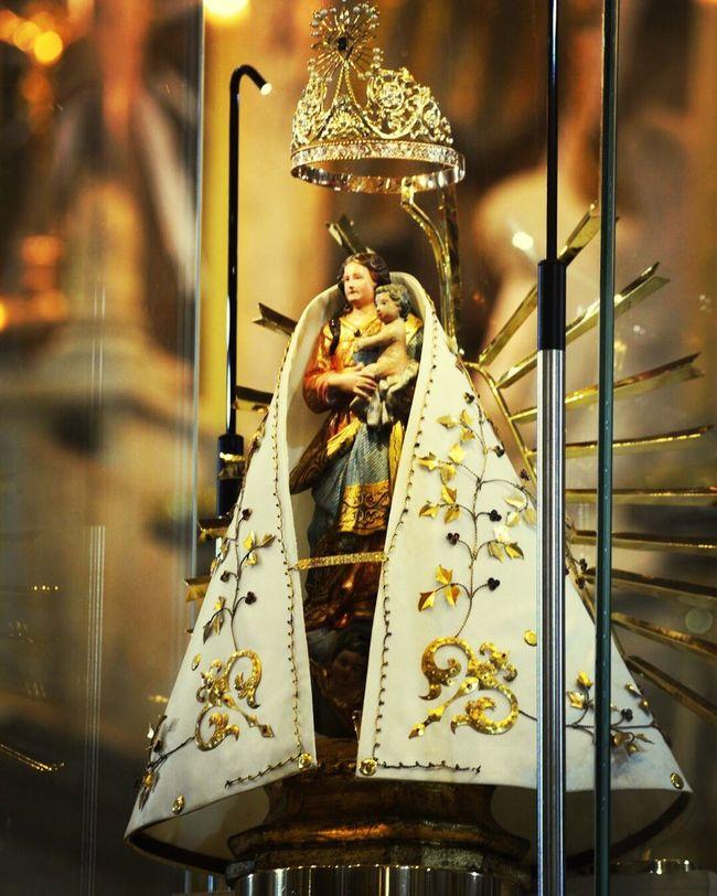 Imagem original de nossa senhora de Nazaré - Ciriodenazare
