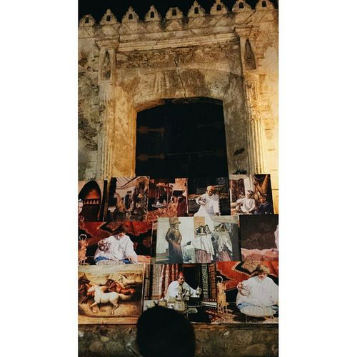 Cozy Assilah Assilah Azaila Morocco Maroc Chamal Moroccanart Culture Tradition Family Vacation Pretty Ancient Medina Kasbah TBT  Picbyme Summer