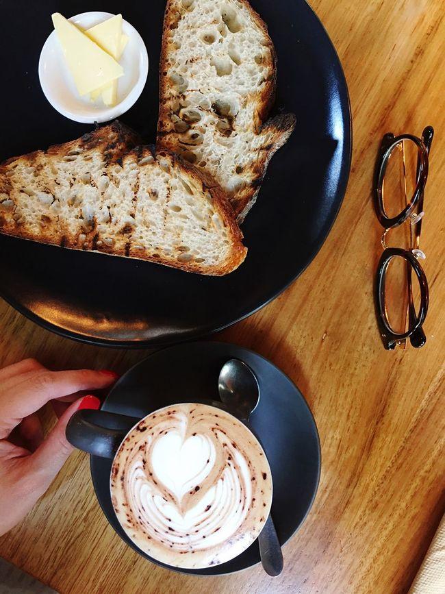 Monday Breakfast In My Mouf