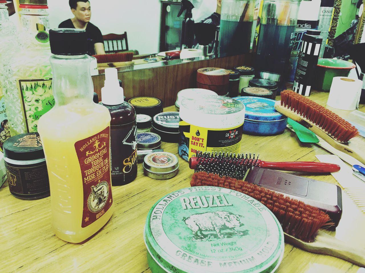 Reuzel Pomade Schorem Barbershop