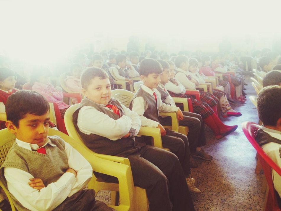 Kdv Danaz Primary School Children Kurdish Children