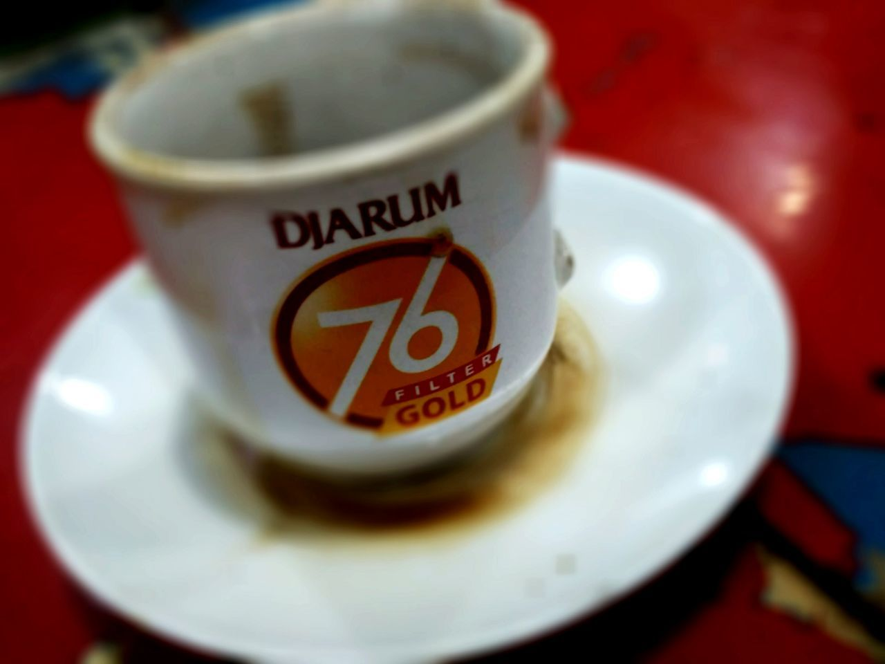 Just coffee and 76 filter gold Djarum Coffee Time No People Communication Close-up Day Indoors  First Eyeem Photo