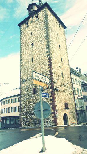 Schaffhausen Hello World Switzerland Amazing View Behappy:)
