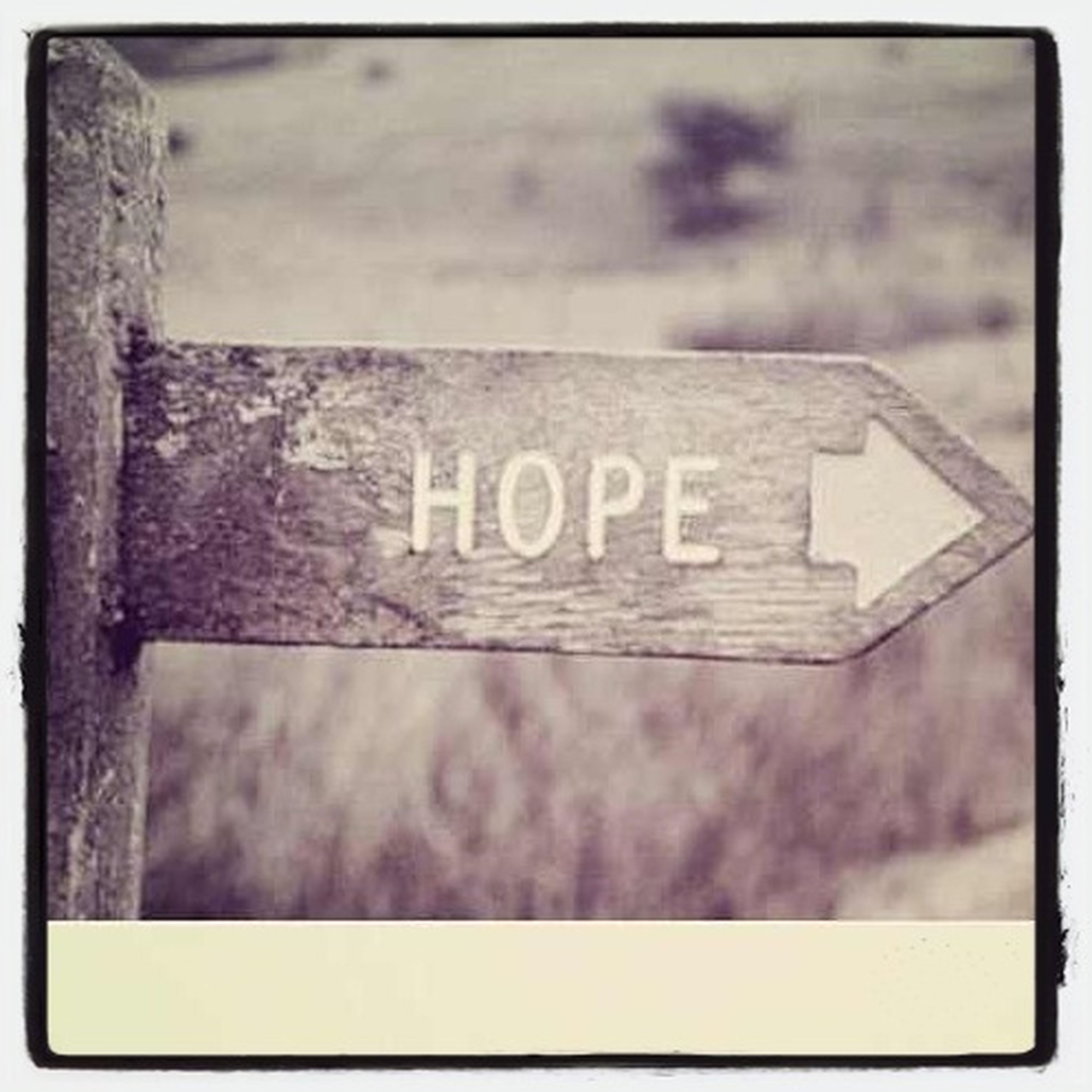 H.O.P.E= Hold On Pain Ends