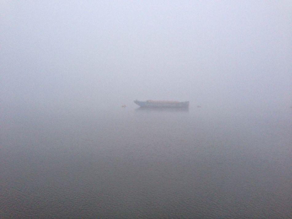 The Fog... Water_collection The Fog EyeEm Best Shots - Black + White Minimalist