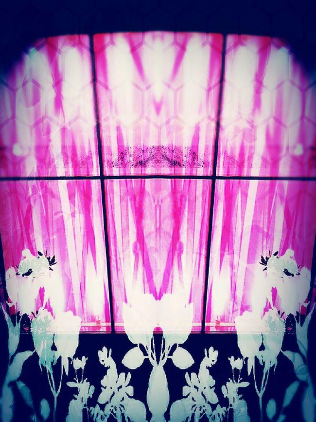 The Spectral Flora Opera Soullessphotography Phoneography Victoria's Secret Pink Pixlr EyeEm Mirror Mirror Photo