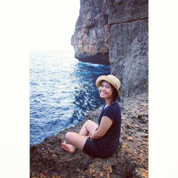 HAPPY FACE :D Segaraanak Pulausempu Malangtrip