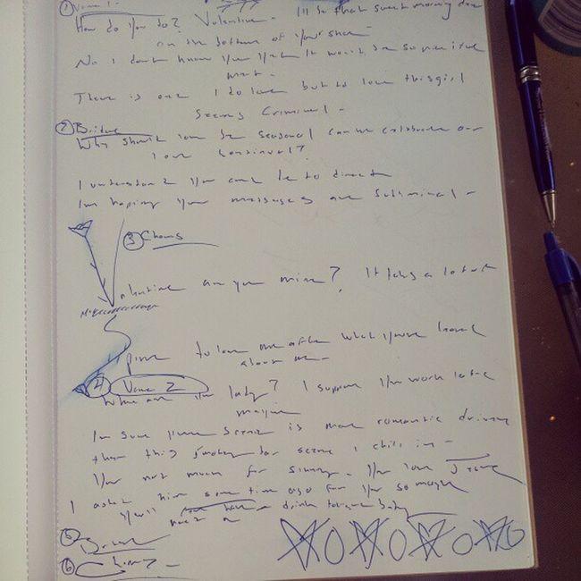 New song Songwriting Lyrics Sing Singing Promote Valentinesday Guitar Blueink Love Barscene Radiohead