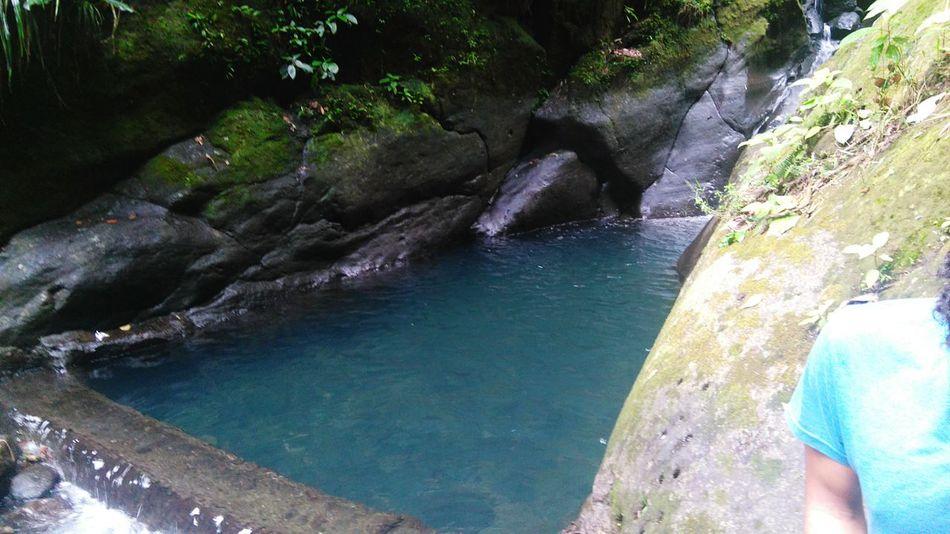 Bassinbleu, Water, River, Gourbeyre, Guadeloupe,