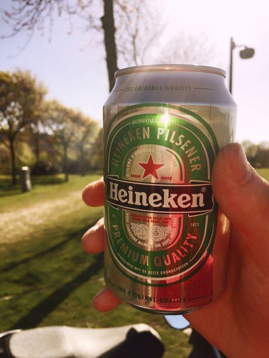 Cheeers  Proost Heineken Amsterdam Westerpark Buaetifulday