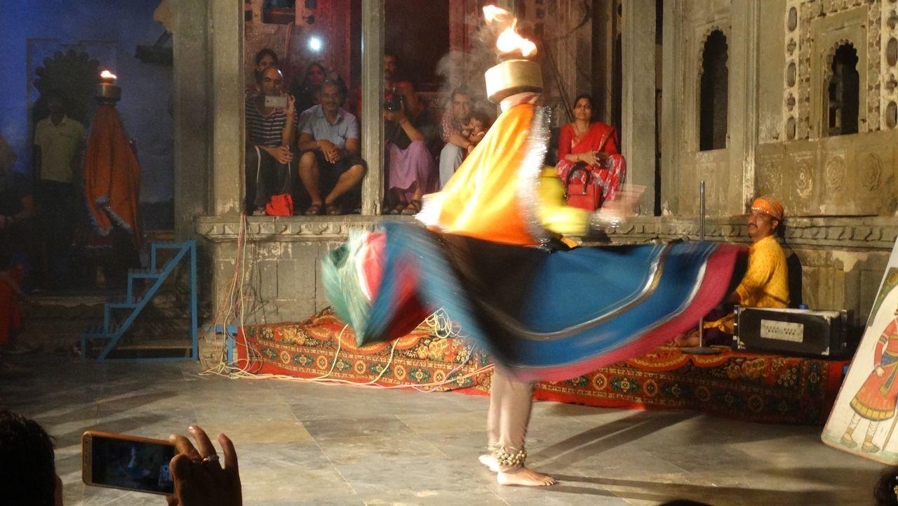 Dance Fire Dancer Indian Culture  Indian Dance Swirldance