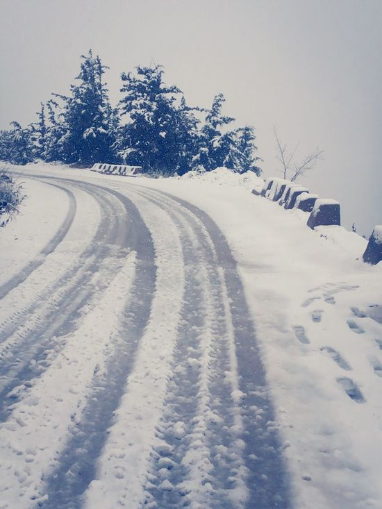 country road take me home!! Bsharreh ♡♡