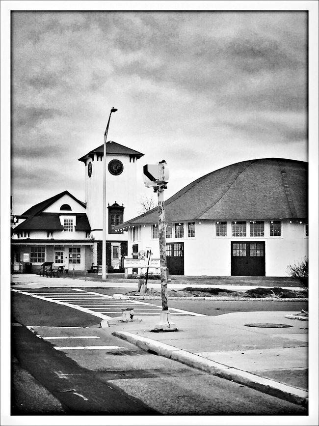 The Carousel Blackandwhite Photography Blackandwhite Hull, Massachusetts Street Photography Beachphotography AMPt_community NEM Mood
