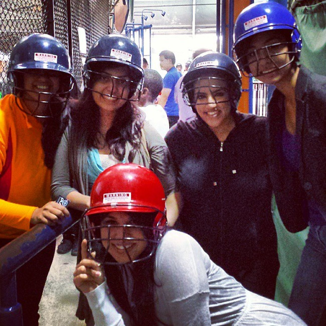 Thebgs Battingcages Playdium Softballnight