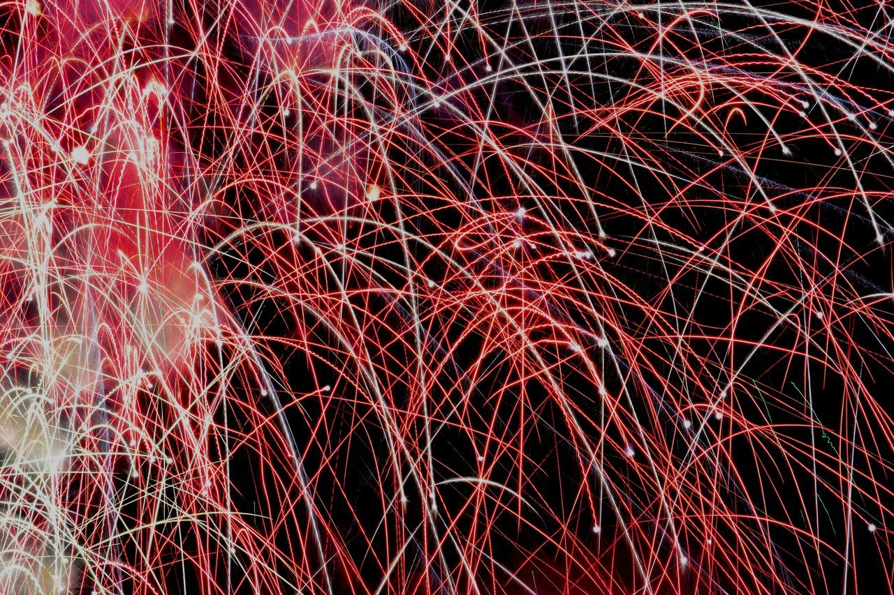 Pandemonium EyeEm Best Shots Fireworks Long Exposure The Minimals (less Edit Juxt Photography)