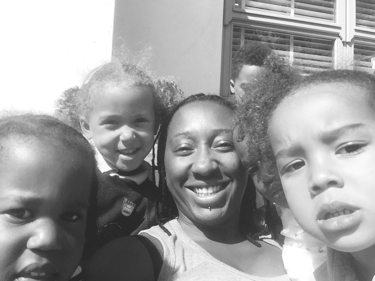 Family Youngers Cousins  Nieces Love
