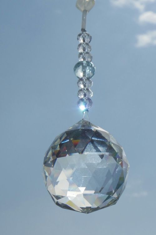Sun Catcher Crystal Ball Catching A Sun Stones Healing Crystals Japan Photography No People Pentax PENTAX Q
