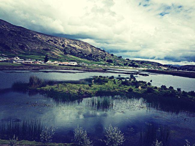 Lake Lago Ecuador Travel