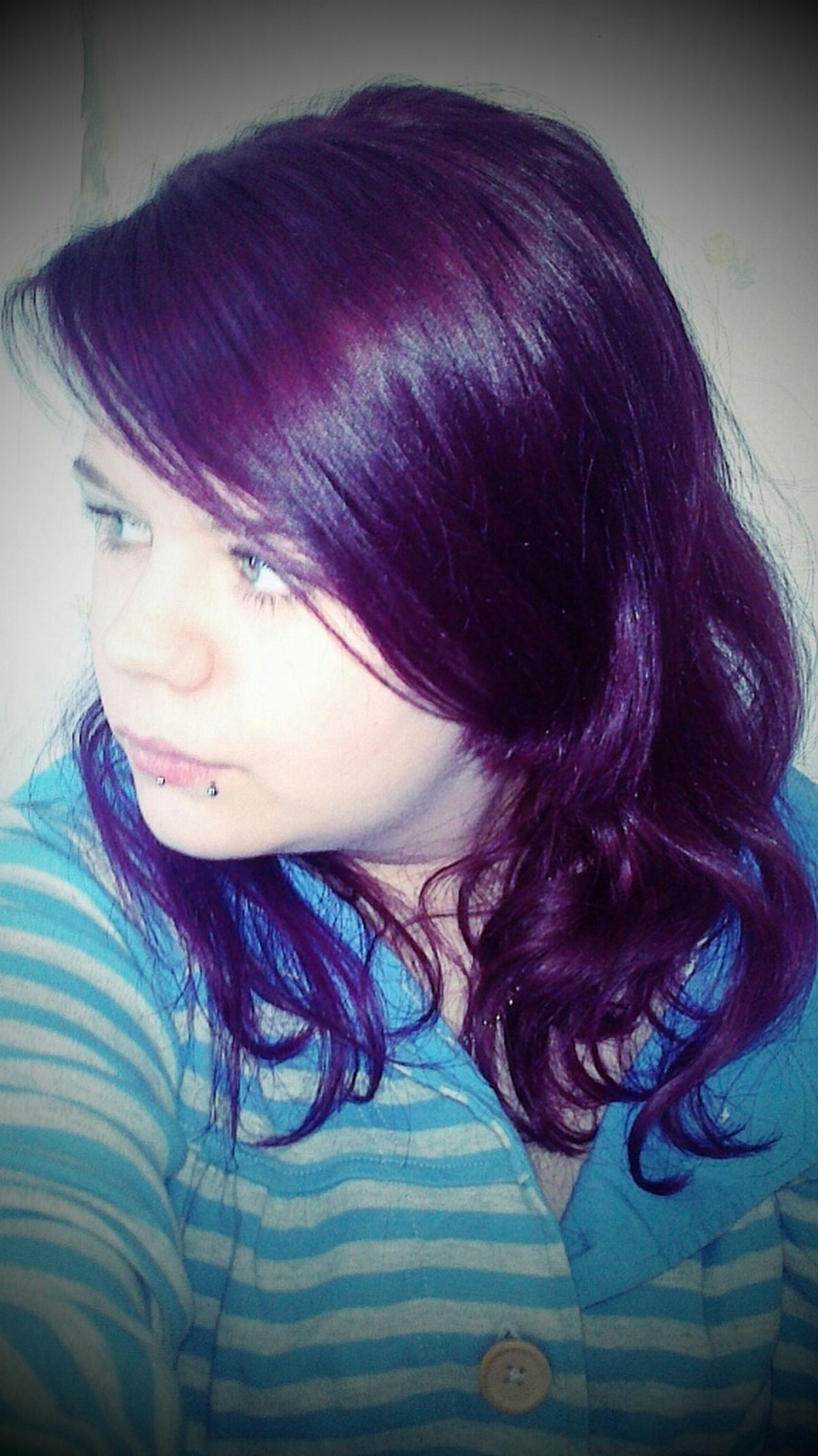 New Hair Color! :)