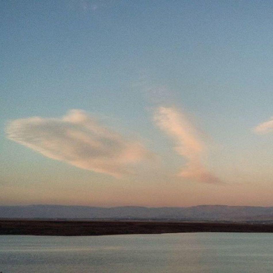 Jordan sky Deadsea Sunsets