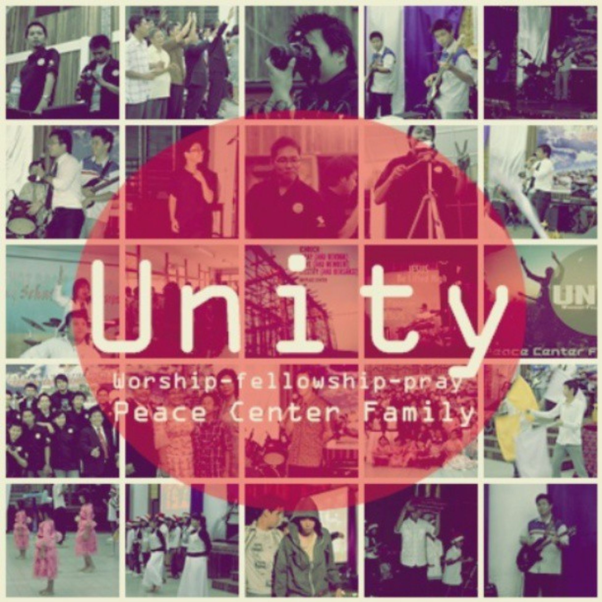 Unity in worship, fellowship, and pray.. we are Peace Center Family.. Gbipeacecenter Highimpactchruch Gbipc Unity unityinchrist