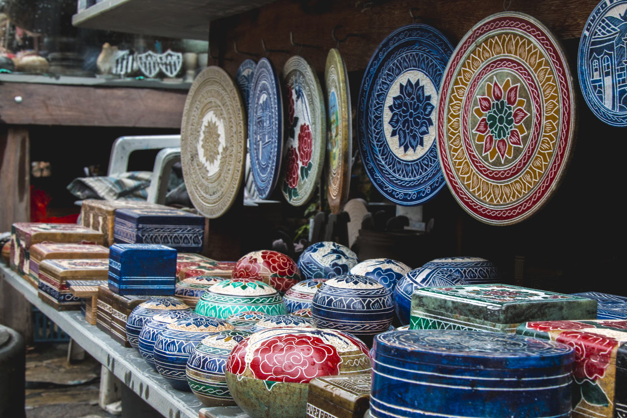 History of Brasil crafts Choice Crafts For Sale Handicraft Sale Large Group Of Objects Market No People Variation