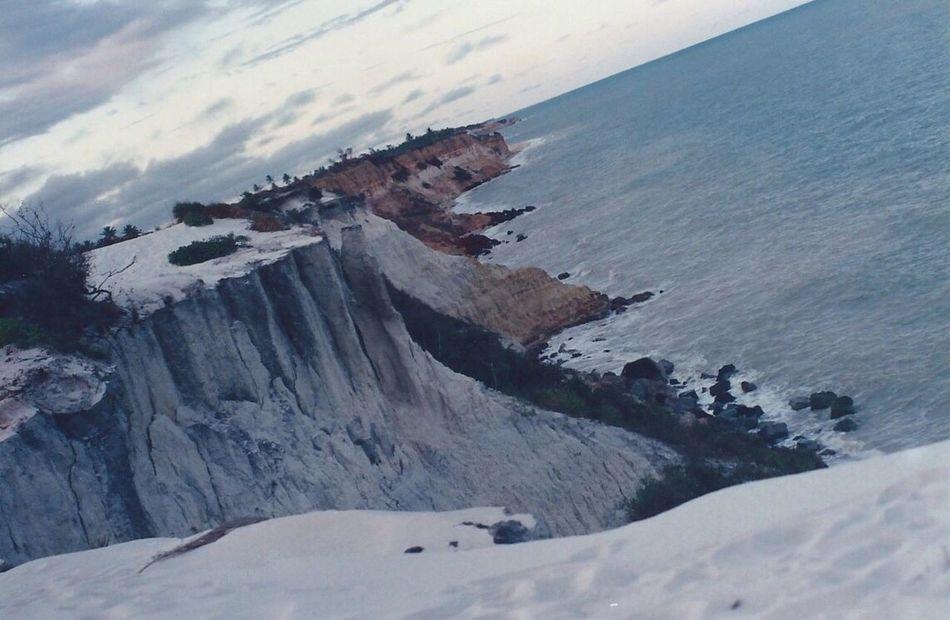 Love Beach Sea Tranquility Nature Non-urban Scene Bahia Brasil 🇧🇷 Scannedphoto No Filters Or Effects PradoBahiaBrasil Pentax SpII