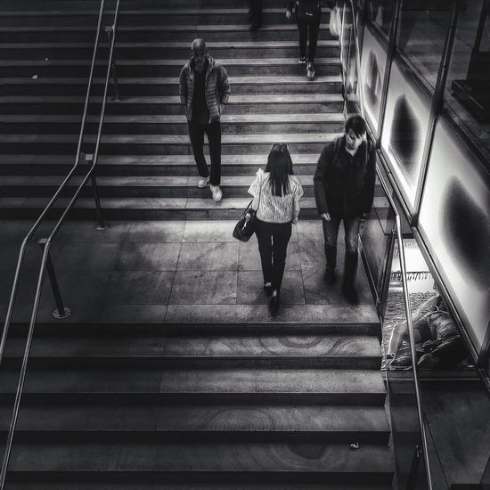 casual encounters   #ShotOniPhone6S #ProCamera   Snapseed//DramaticB&W Youmobile Shootermag EyeEm Blackandwhite IPhoneography Notes From The Underground