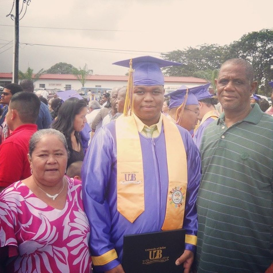 Mom wasnt ready oh well Grafuationflow Happyparents CumLaude Ididit flashback