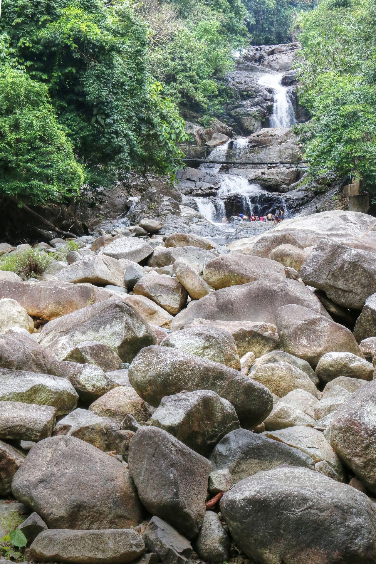 Bathing Fun Having Fun Kenyir Kenyir Lake Malaysia Nature Plants Refreshing Rocks Stream Swim Swimming Tropical Tropical Jungle Water Waterfall Wildlife & Nature